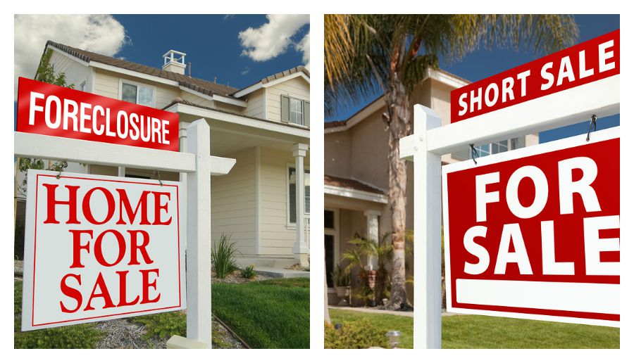 This image has an empty alt attribute; its file name is foreclosure-short-sale.jpg