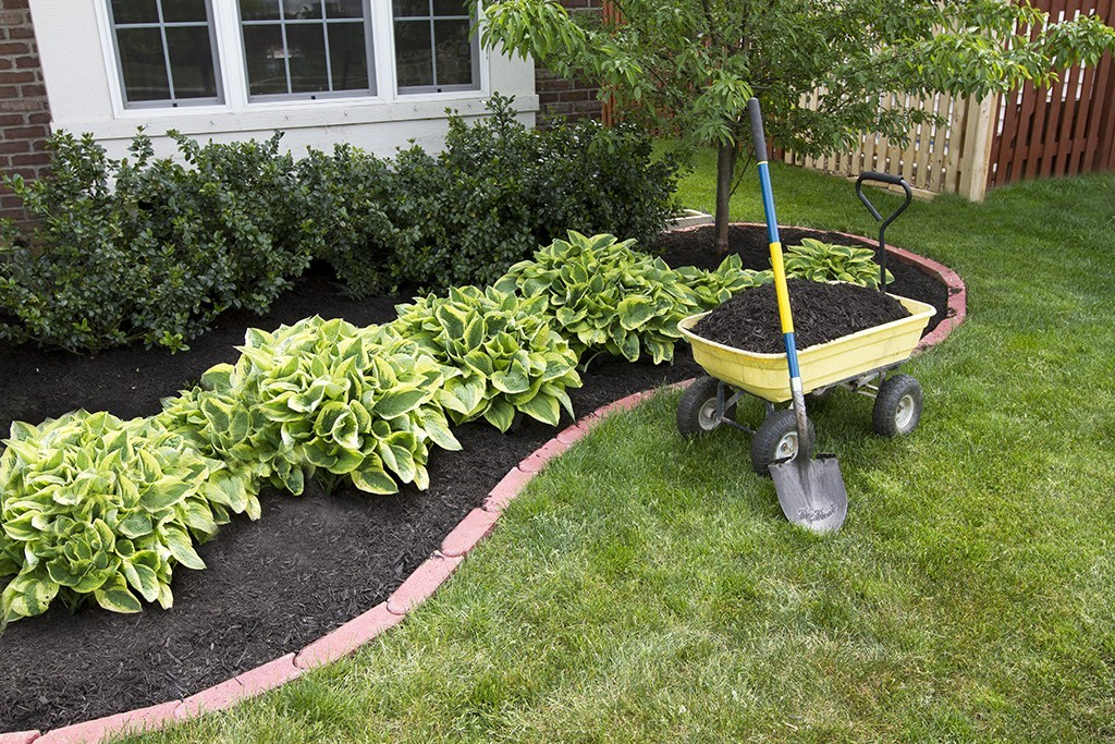 This image has an empty alt attribute; its file name is front-landscaping.jpg