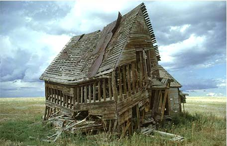 This image has an empty alt attribute; its file name is uglyhouse.jpg